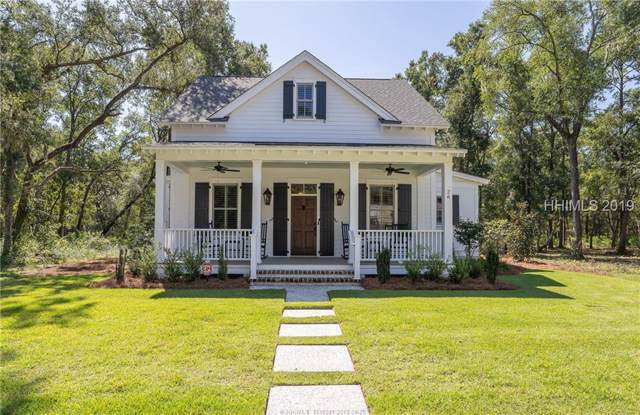 26 Sweet Olive Drive, Beaufort, SC 29907 (MLS #397140) :: Southern Lifestyle Properties