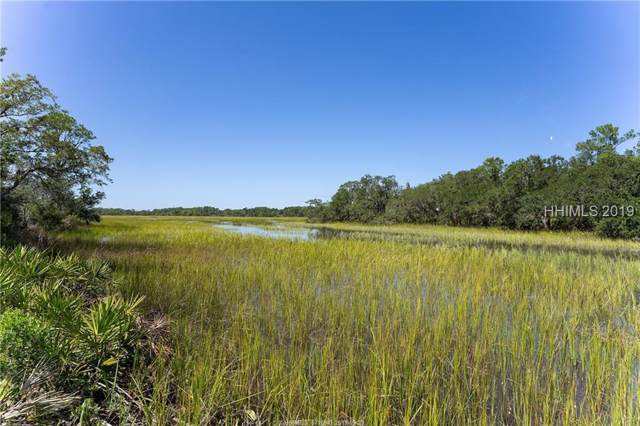 71 Bird Foot Road, Saint Helena Island, SC 29920 (MLS #397142) :: RE/MAX Coastal Realty