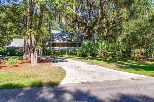 71 Osprey Circle, Okatie, SC 29909 (MLS #397198) :: The Alliance Group Realty