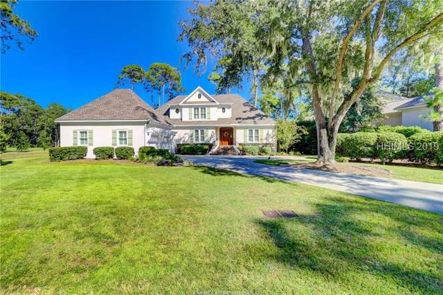 16 Yorkshire Drive, Hilton Head Island, SC 29928 (MLS #397224) :: The Alliance Group Realty