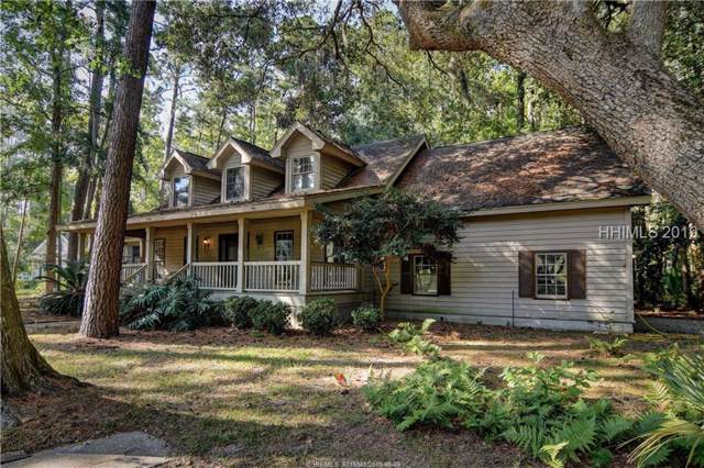 8 Amberly, Bluffton, SC 29910 (MLS #397234) :: The Alliance Group Realty