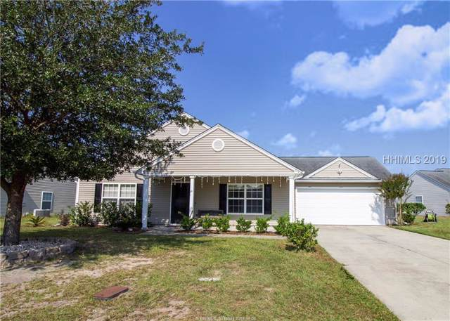 219 Honeycomb Lane, Ridgeland, SC 29936 (MLS #397269) :: RE/MAX Coastal Realty