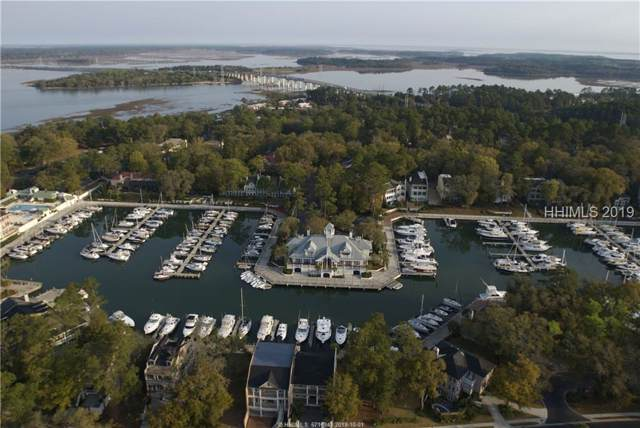 A-6 Boatslip Windmill Harbour, Hilton Head Island, SC 29926 (MLS #397307) :: Southern Lifestyle Properties