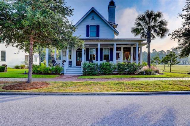 7 Meadowhawk Road, Bluffton, SC 29909 (MLS #397333) :: The Alliance Group Realty