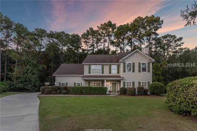 6 Parkside Court, Bluffton, SC 29910 (MLS #397360) :: Southern Lifestyle Properties