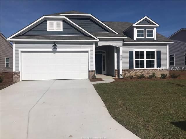 24 Fort Sullivan Drive, Hardeeville, SC 29927 (MLS #397399) :: Beth Drake REALTOR®