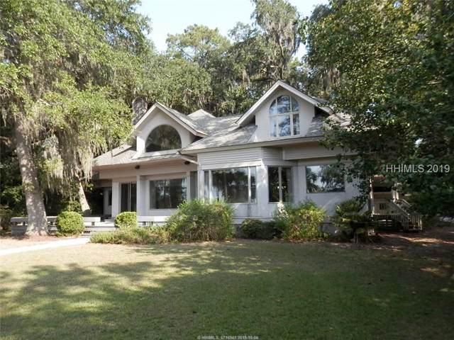 203 Callawassie Drive, Okatie, SC 29909 (MLS #397402) :: The Alliance Group Realty
