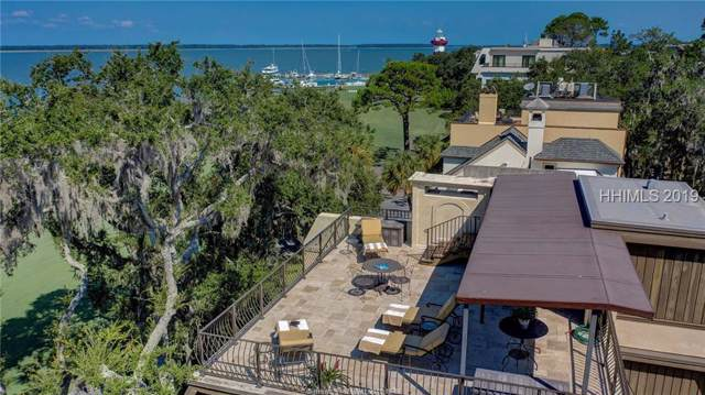 10 Spinnaker Court, Hilton Head Island, SC 29928 (MLS #397413) :: The Coastal Living Team