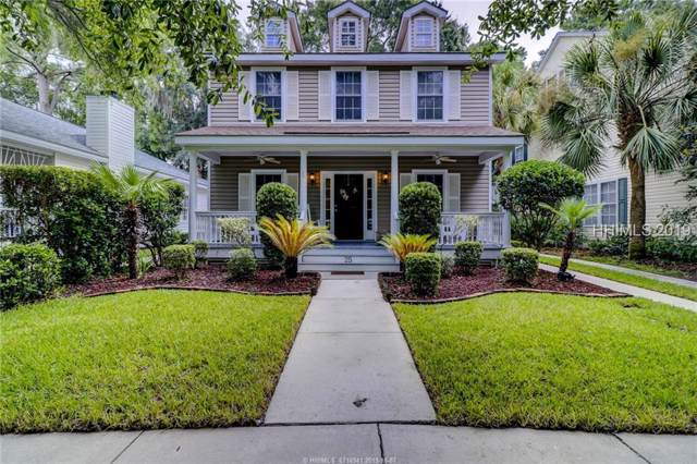 25 Kensington Boulevard, Bluffton, SC 29910 (MLS #397451) :: Collins Group Realty