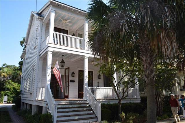 803 Craven Street, Beaufort, SC 29902 (MLS #397472) :: The Alliance Group Realty