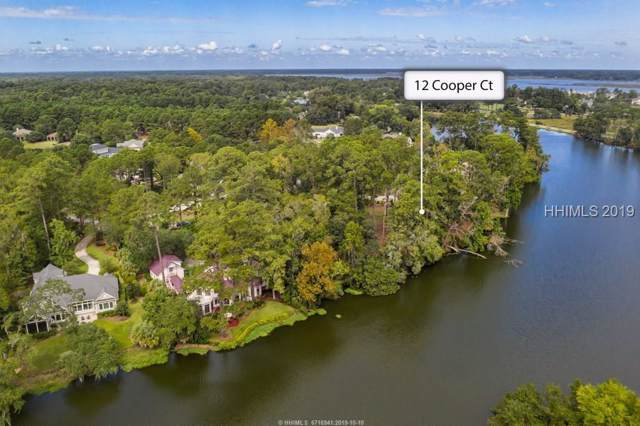 12 Cooper Court, Bluffton, SC 29910 (MLS #397476) :: Collins Group Realty