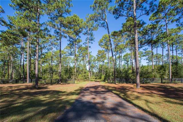 40 Camp Eight Road, Bluffton, SC 29910 (MLS #397478) :: The Alliance Group Realty