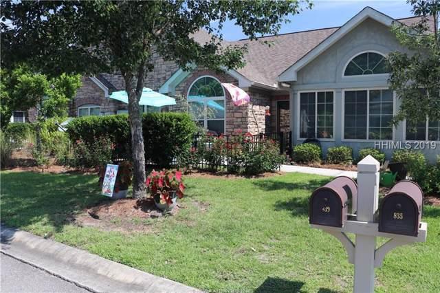 835 Abbey Glen Way #835, Hardeeville, SC 29927 (MLS #397498) :: RE/MAX Coastal Realty