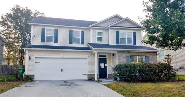 61 Sago Palm Drive, Bluffton, SC 29910 (MLS #397515) :: RE/MAX Coastal Realty
