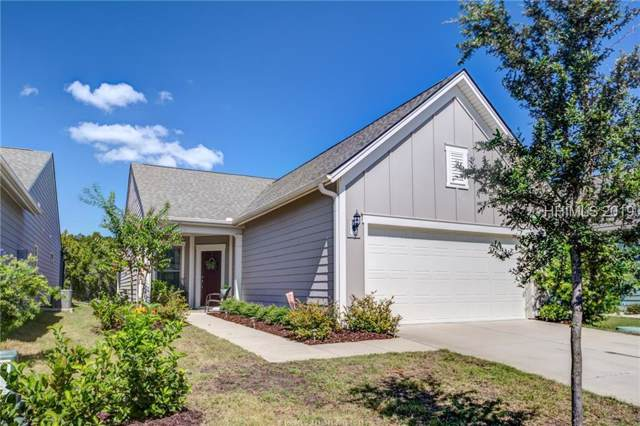 827 Gleneagle Court, Bluffton, SC 29909 (MLS #397597) :: RE/MAX Island Realty