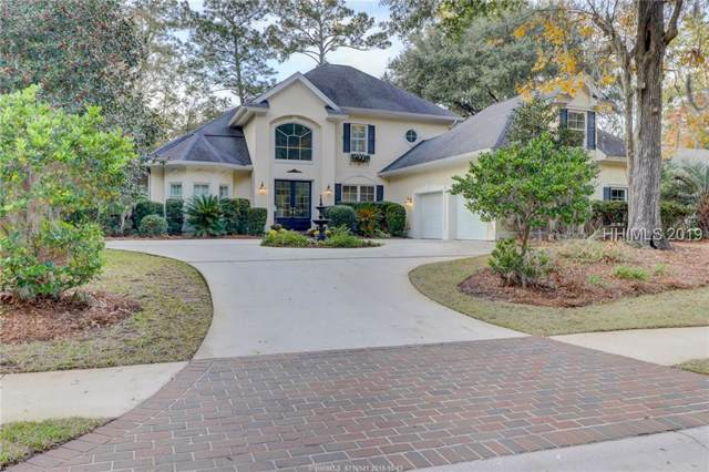 93 Meridian Point Drive, Bluffton, SC 29910 (MLS #397607) :: Collins Group Realty