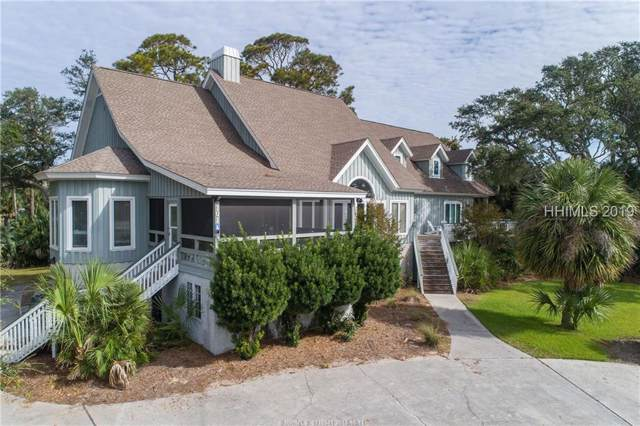 101 Ocean Point Drive, Fripp Island, SC 29920 (MLS #397616) :: The Alliance Group Realty