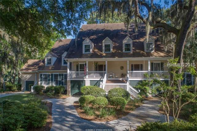 29 Plantation Homes Drive, Daufuskie Island, SC 29915 (MLS #397696) :: RE/MAX Coastal Realty