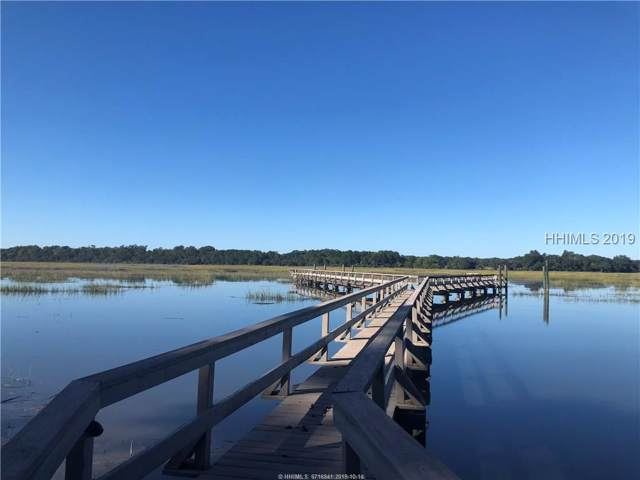 144 Bull Point Drive, Seabrook, SC 29940 (MLS #397699) :: Southern Lifestyle Properties