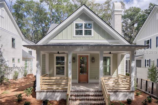37 Lawrence Street, Bluffton, SC 29910 (MLS #397711) :: Collins Group Realty