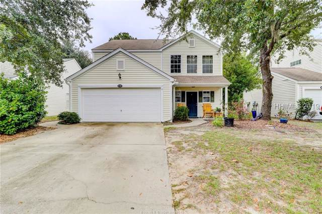 418 Live Oak Walk, Bluffton, SC 29910 (MLS #397729) :: RE/MAX Island Realty