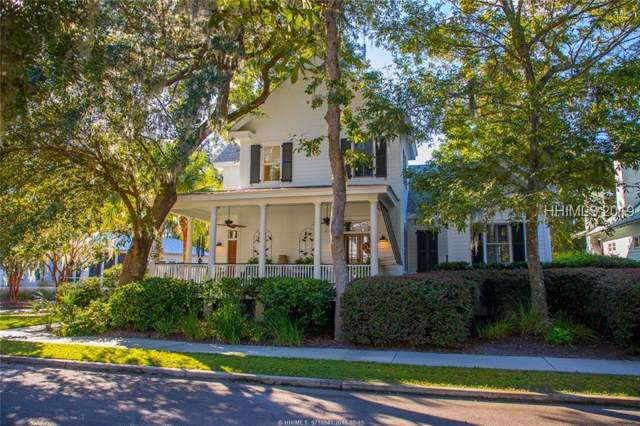 12 Tuscarora Trail, Beaufort, SC 29906 (MLS #397732) :: Southern Lifestyle Properties