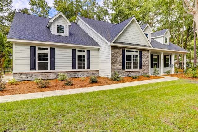 2 Sweetgum Lane, Bluffton, SC 29910 (MLS #397748) :: Beth Drake REALTOR®