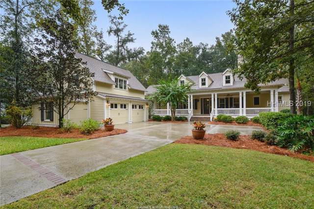 27 Oldfield Village Road, Bluffton, SC 29909 (MLS #397751) :: The Alliance Group Realty