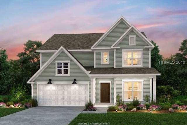206 Rudder Run, Bluffton, SC 29909 (MLS #397769) :: Southern Lifestyle Properties