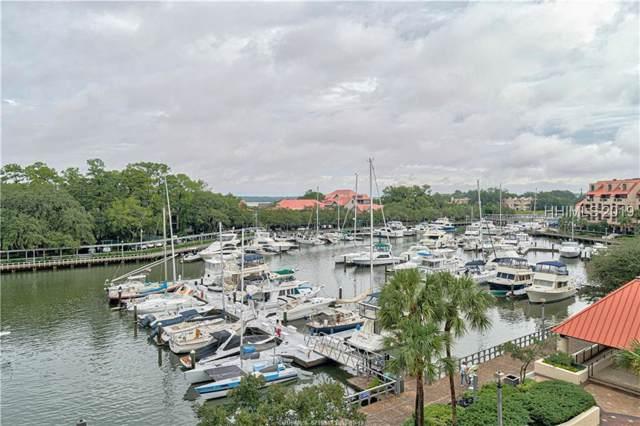 9 Shelter Cove Lane 7331D, Hilton Head Island, SC 29928 (MLS #397772) :: RE/MAX Coastal Realty