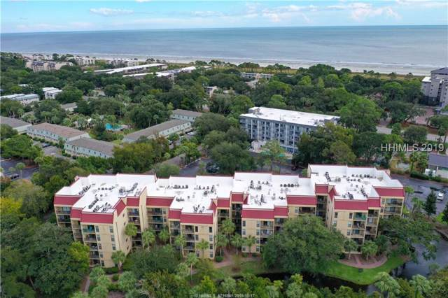 34 S Forest Beach Drive 17D, Hilton Head Island, SC 29928 (MLS #397773) :: Beth Drake REALTOR®