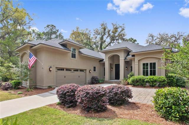 13 Oconee Court, Bluffton, SC 29910 (MLS #397778) :: Collins Group Realty
