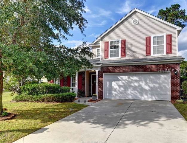 3 Stonefield Lane, Bluffton, SC 29910 (MLS #397783) :: The Coastal Living Team