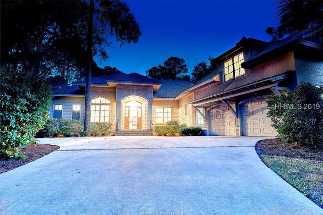 43 S Sea Pines Drive, Hilton Head Island, SC 29928 (MLS #397827) :: Beth Drake REALTOR®