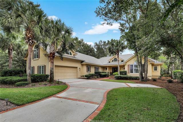 6 Club Manor, Hilton Head Island, SC 29926 (MLS #397875) :: Collins Group Realty
