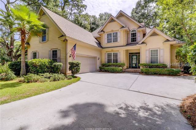 16 Cherry Hill Lane, Hilton Head Island, SC 29926 (MLS #397904) :: Collins Group Realty