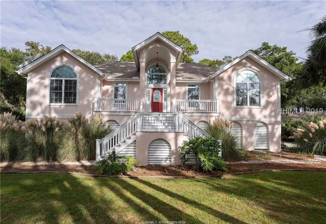 501 Remora Circle, Fripp Island, SC 29920 (MLS #397941) :: The Alliance Group Realty
