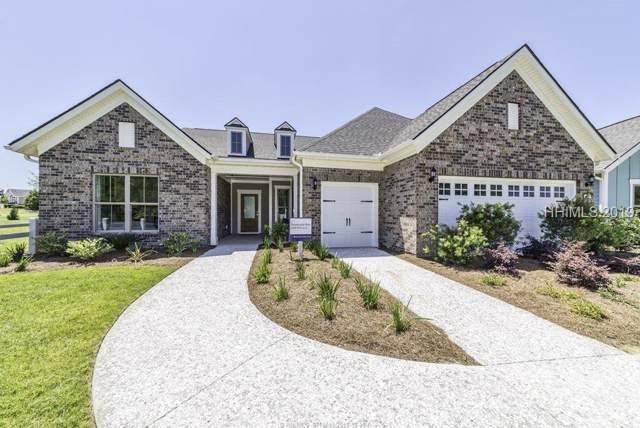 116 Wheelhouse Way, Bluffton, SC 29910 (MLS #397955) :: Southern Lifestyle Properties