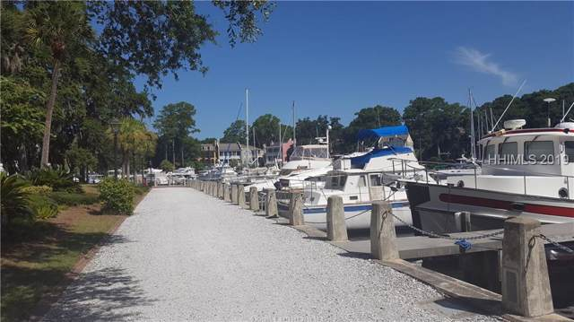 Windmill Harbour Marina, Hilton Head Island, SC 29926 (MLS #397981) :: Schembra Real Estate Group