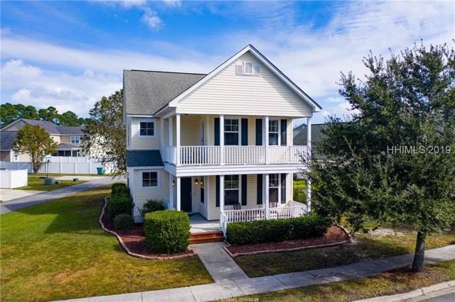 56 5th Avenue, Bluffton, SC 29910 (MLS #398003) :: The Coastal Living Team