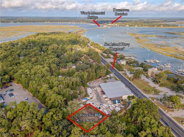 10 Geechie Road, Ladys Island, SC 29907 (MLS #398015) :: Schembra Real Estate Group