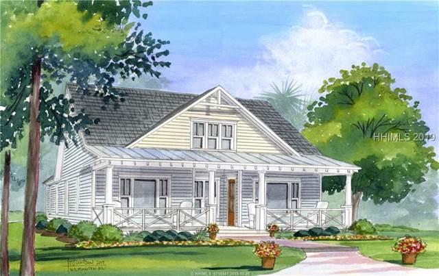 258 Castaway Drive, Bluffton, SC 29910 (MLS #398016) :: Southern Lifestyle Properties