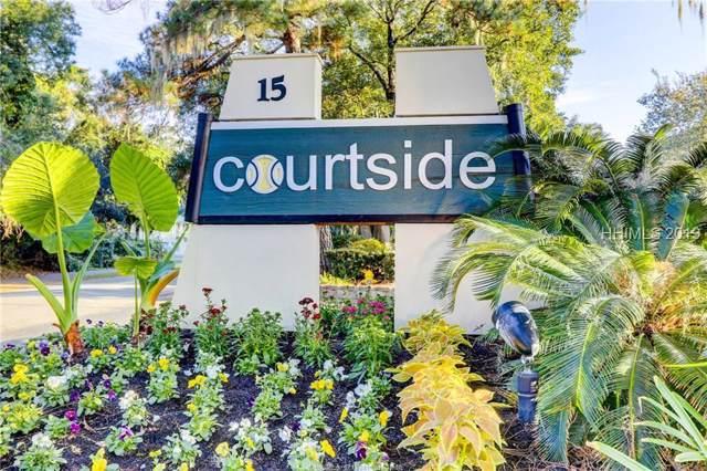 15 Deallyon Avenue #104, Hilton Head Island, SC 29928 (MLS #398040) :: Southern Lifestyle Properties