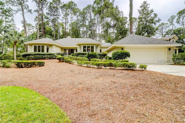 1 Hobnoy Court, Hilton Head Island, SC 29928 (MLS #398055) :: RE/MAX Island Realty