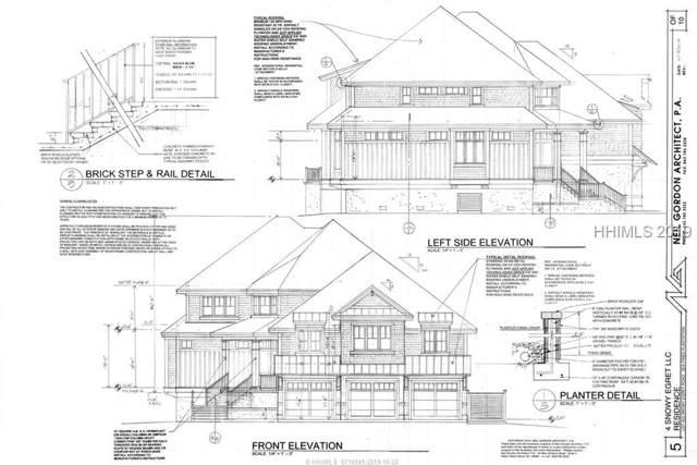 4 Snowy Egret Road, Hilton Head Island, SC 29928 (MLS #398063) :: Southern Lifestyle Properties