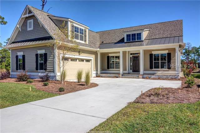 18 Anchor Bend Drive, Bluffton, SC 29910 (MLS #398083) :: Southern Lifestyle Properties