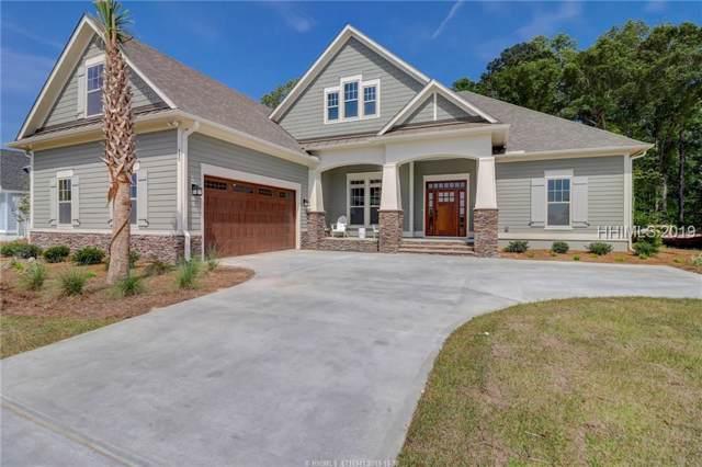 229 Flatwater Drive, Bluffton, SC 29910 (MLS #398087) :: Southern Lifestyle Properties