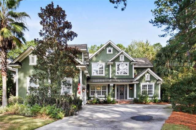 7 Dryden Circle, Bluffton, SC 29910 (MLS #398130) :: Collins Group Realty