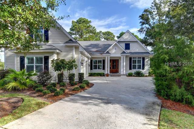 20 Club Manor, Hilton Head Island, SC 29926 (MLS #398135) :: Collins Group Realty