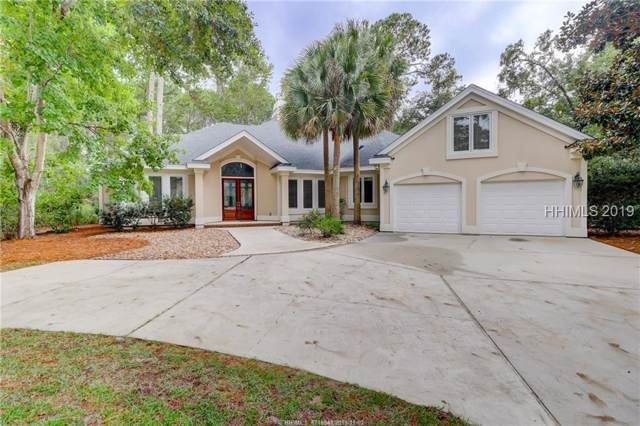 27 Lancaster Place, Hilton Head Island, SC 29926 (MLS #398154) :: RE/MAX Coastal Realty
